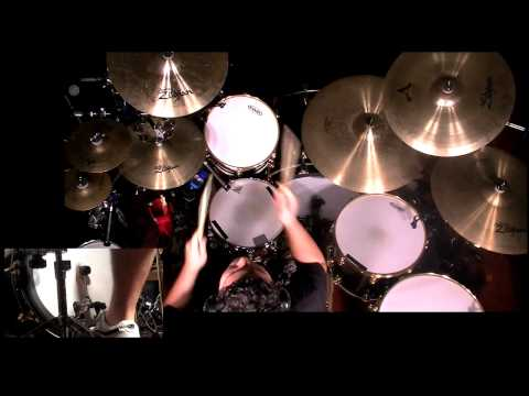 Anna Molly [INCUBUS] Drum Cover #46