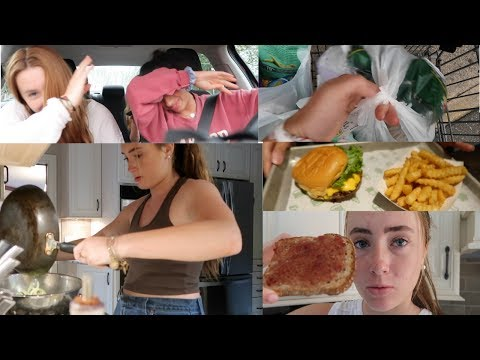 WEEKLY VLOG PT1: celebrating my friends birthday, cooking, grocery shopping & more | Kaela Kilfoil