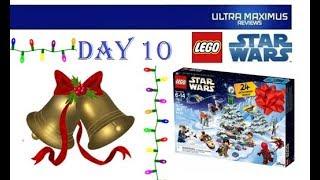 Day 10 Star Wars LEGO Advent Calendar (2018)