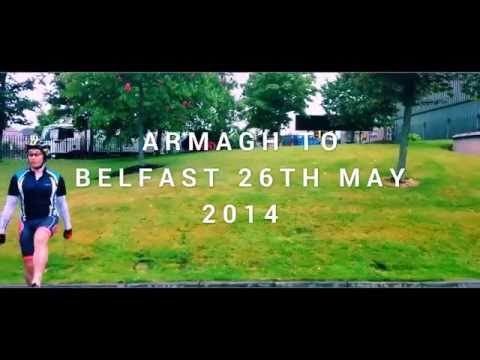 Armagh to Belfast 26th May 2014
