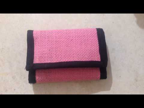 How to make wallet | diy coin purse