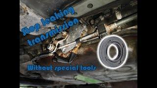 GM selector shaft seal removal - PakVim net HD Vdieos Portal
