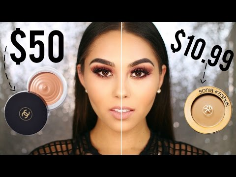 CHEAP DRUGSTORE vs. HIGH END: Dupe for Soleil Tan De Chanel Bronzer?!?!