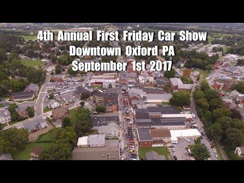 Oxford Car Show 2017 4K