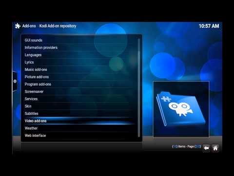 How To Install NHL Gamecenter in Kodi.  Watch live High Definition Hockey and on Demand