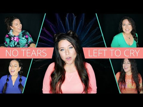 No Tears Left to Cry Cover // Ariana Grande // Exciting Announcement! 🎉