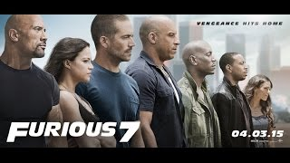 Fast & Furious 7 Official Theme Song