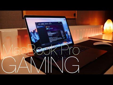 2016 MacBook Pro 13 Inch | Gaming
