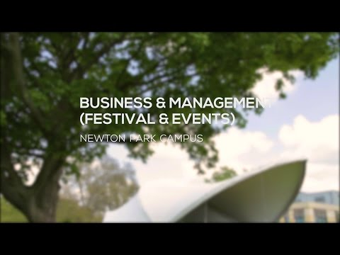 Business and Management: Festival and Events
