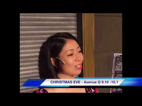 Interview with Christmas Eve at The Noel S. Ruiz Theatre