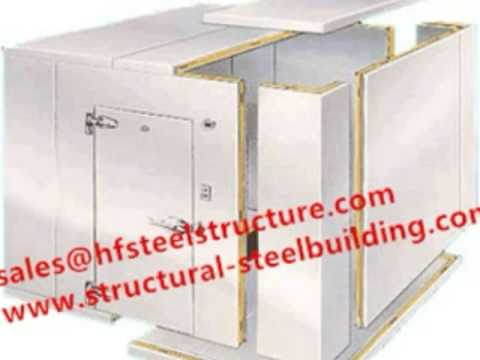 Blast freezer Chinese manufacturer and Walk In cooler panel China supplier