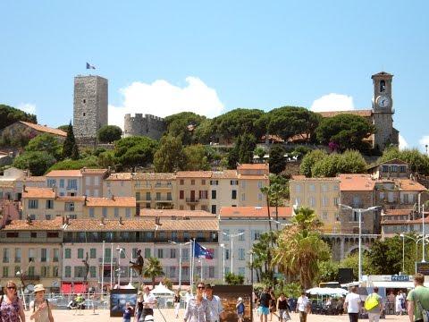 France - Côte d'Azur - Cannes (Vieille Ville)