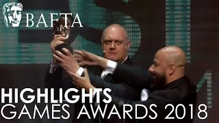All the Highlights from the BAFTA Games Awards 2018