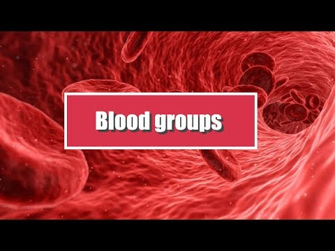 BLOOD GROUPS explained in Tamil |  How mother's blood can hurt the child