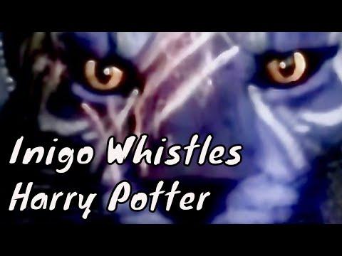Inigo whistles Harry Potter. Elder Scrolls V: Skyrim