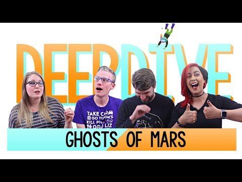 Ghosts of Mars (2001) - Deep Dive