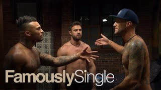 """Calum Best Feels Outnumbered on """"Famously Single"""" 