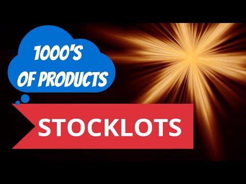 Buy Wholesale stocklots Wholesalers of Surplus Stocklots