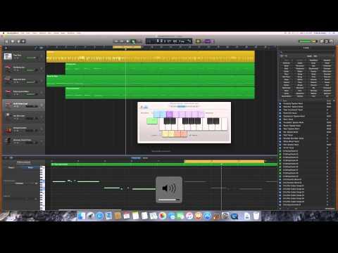 TUTORIAL - Garageband for BEGINNERS - LATEST VERSION (2015) (HD)