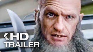 A SERIES OF UNFORTUNATE EVENTS Trailer 3 (2017)