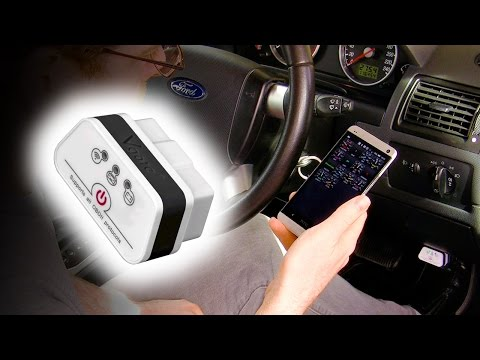 Review: Vgate iCar2 OBD-II Bluetooth scan tool