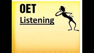 oet listening practice test Videos & Books