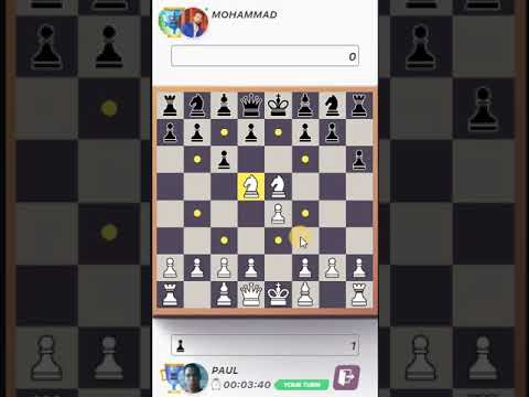Instant Chess on Facebook Messenger