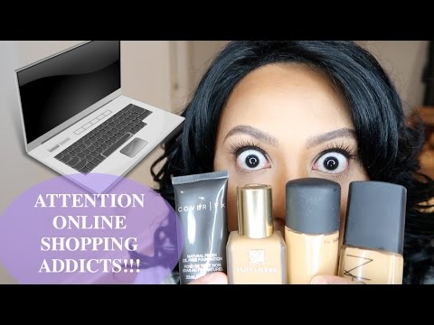 How To Buy Foundation Online