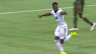 Alphonso Davies All 8 Goals in MLS