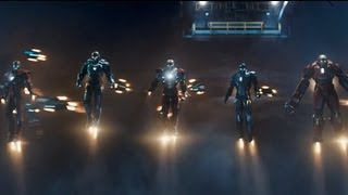 Download Iron Man 3 - Official Trailer UK Marvel | HD Video