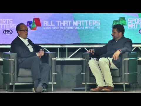 Sponsorship in Sports Keynote, All That Matters 2017