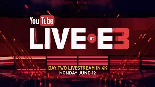 youtube live at e3 day two playstation press conference ubisoft