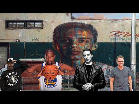 Celebrities Talk About Logic (Kevin Durant, G-Eazy, Dizzy Wright & more)