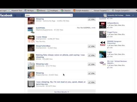 Utilizing Facebook Featured Likes