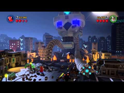 LEGO® Batman™ 3: Beyond Gotham Brainiac  defeated