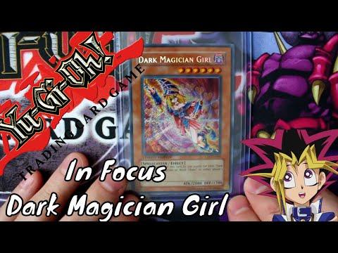 In Focus - Yugioh - Dark Magician Girl CT2-EN004