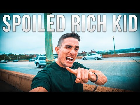 SPOILED RICH KID