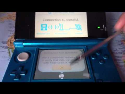 How to connect your 3ds to the Internet