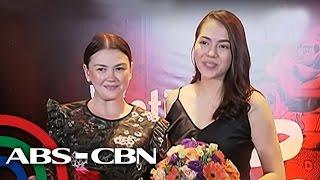TV Patrol: Julia at Angelica, magbabanggaan sa bagong teleserye