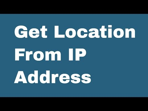 Find Location From IP Address In PHP - Part 1