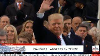 Full Speech: President Donald Trump Inaugural Address 1/20/17