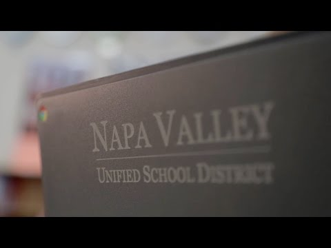 Napa Valley Unified School District - Case Study