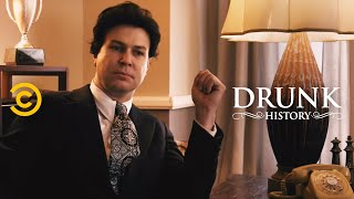 Drunk History - Bobby Fischer, King of the Chess People