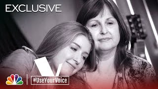 The Voice 2018 - Alexa Cappelli and Kelsea Johnson (#UseYourVoice)