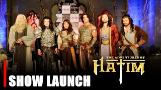 The Adventures Of Hatim Press Conference