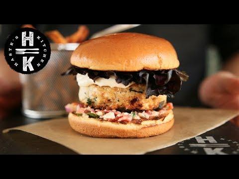 Ultimate turkey burger   #Ad