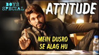 Attitude Whatsapp Status Video For Boys | BEST ATTITUDE WHATSAPP STATUS EVER