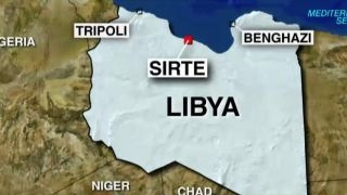US launches strike against ISIS training camp in Libya