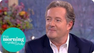 Piers Morgan Feels Donald Trump Is Far More Stable Than People Think | This Morning