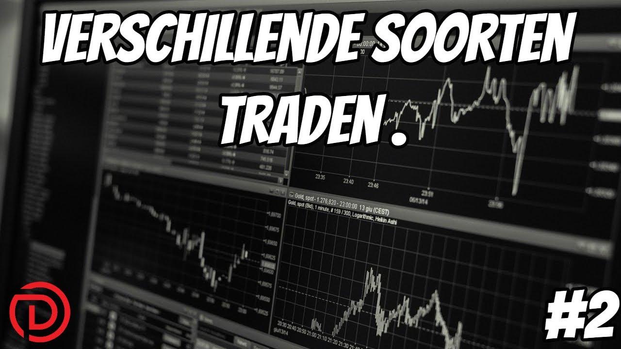🤓Verschillende Soorten Traden | Cursus: Traden met Bitcoin & Crypto | Doopie Cash #2